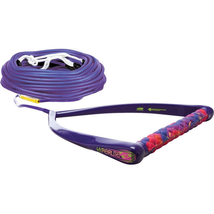 Rope And Handle - Hyperlite Vivid Women's Wakeboard Handle And Rope