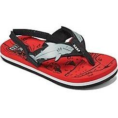 Sandal - Reef AHI Kids Shark Sandals