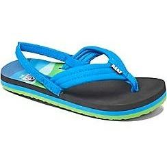 Sandal - Reef Kids Ahi Blue Sandals
