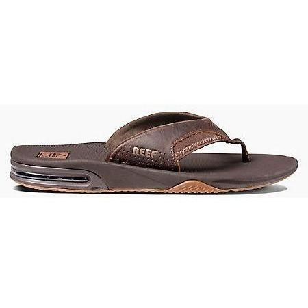 Sandal - Reef Leather Fanning Sandals