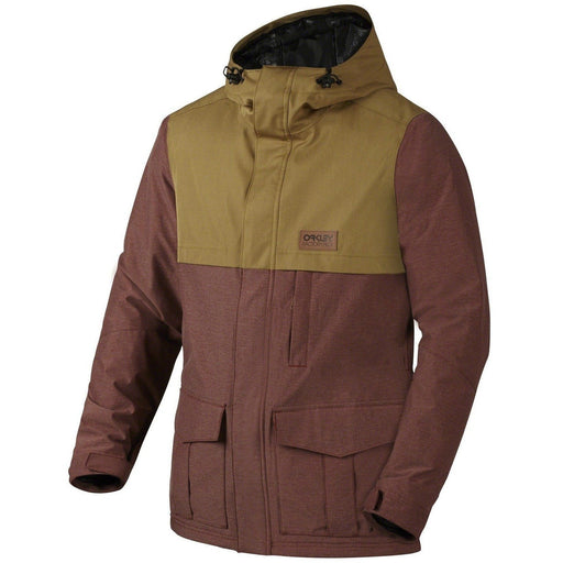 Snow Jacket - Oakley Needles Biozone Insulated Snowboard Jacket
