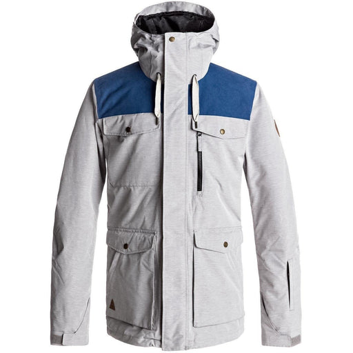 Snow Jacket - Quiksilver Raft Snowboard Jacket