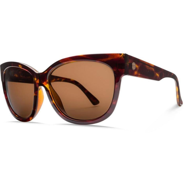 Sunglasses - Electric Danger Cat Women's Sunglasses Tort
