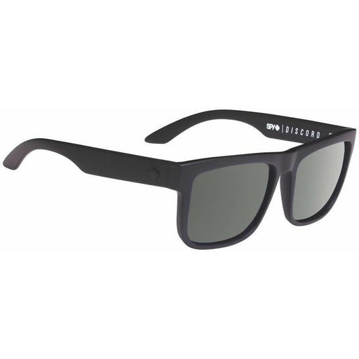Sunglasses - Spy Discord Sunglasses Soft Matte Black