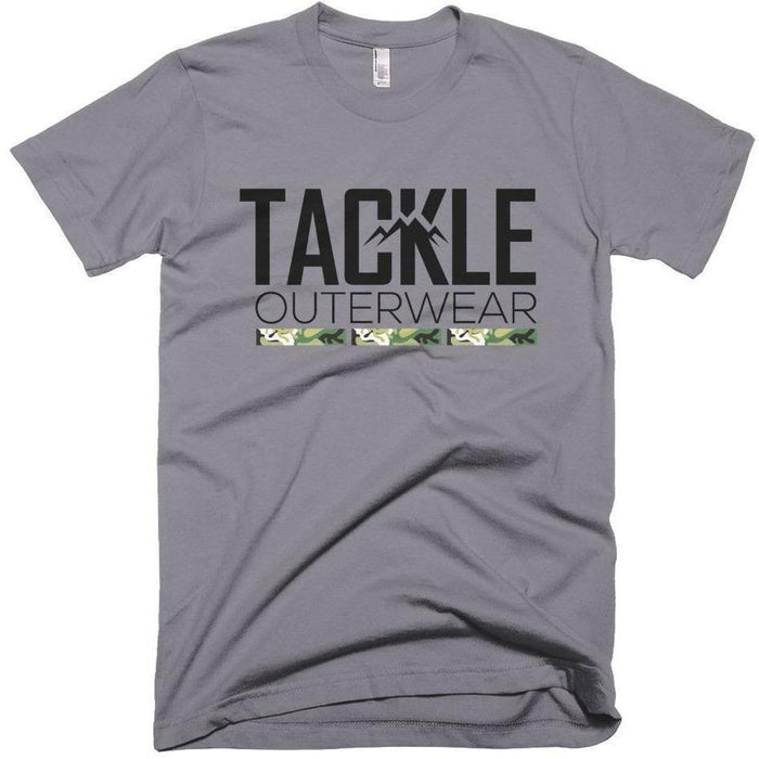 Tackle Outerwear Camo Short-Sleeve T-Shirt - 88 Gear