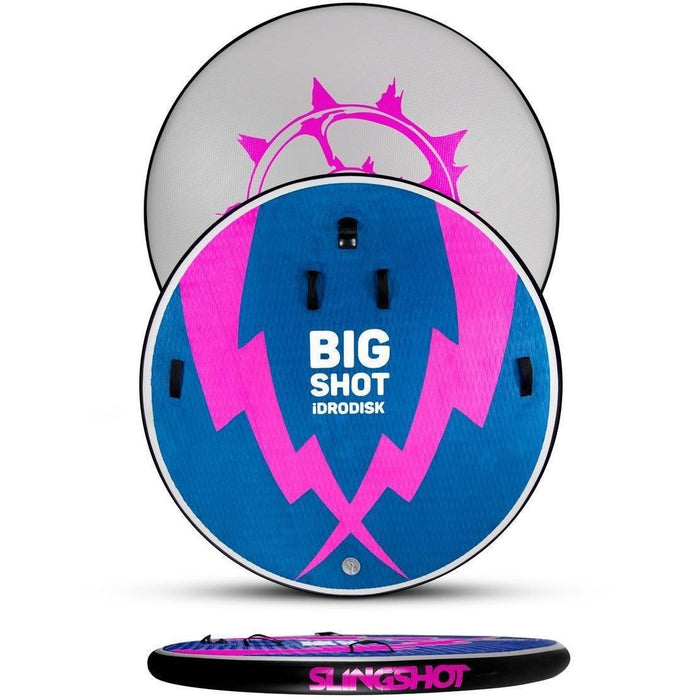 Towable - Big Shot Idrodisk Pink
