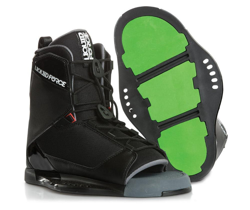 Liquid Force Transit Wakeboard Boots - 88 Gear