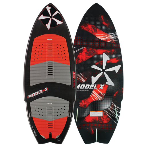 Phase Five Model X Wakesurf Board 2021 - 88 Gear