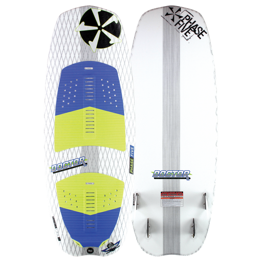 Phase Five The Doctor Wakesurf Board 2021 - 88 Gear