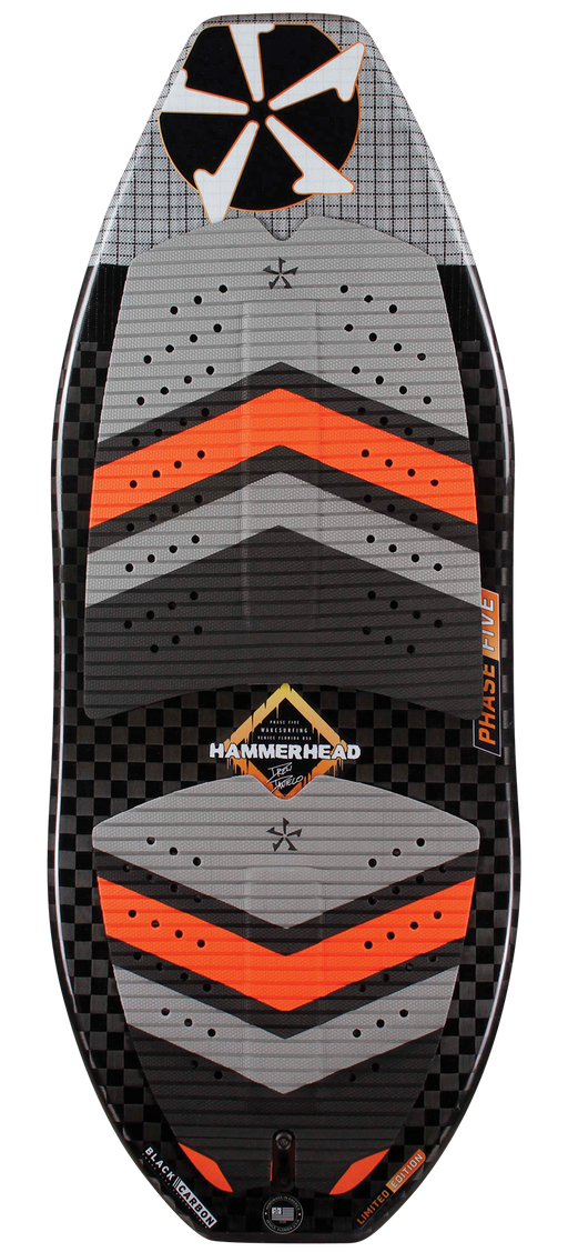 Phase Five Hammerhead LTD Wakesurf Board 2020