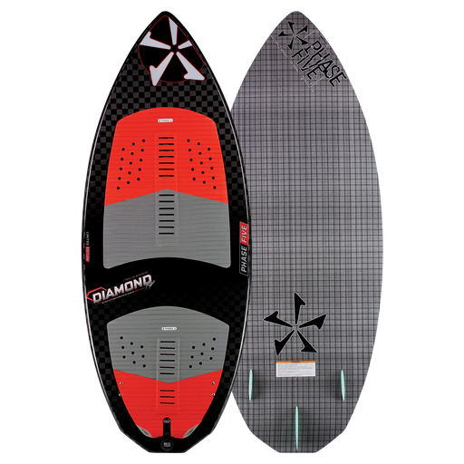 Phase Five Limited Diamond Wakesurf Board 2021 - 88 Gear