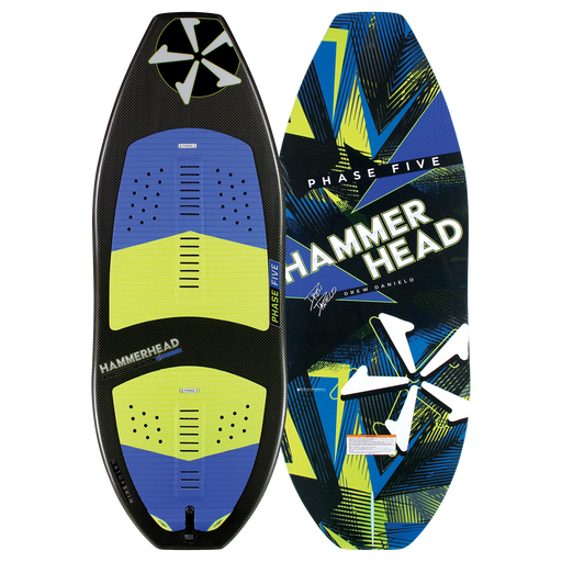 Phase Five Limited Hammerhead Wakesurf Board 2021 - 88 Gear
