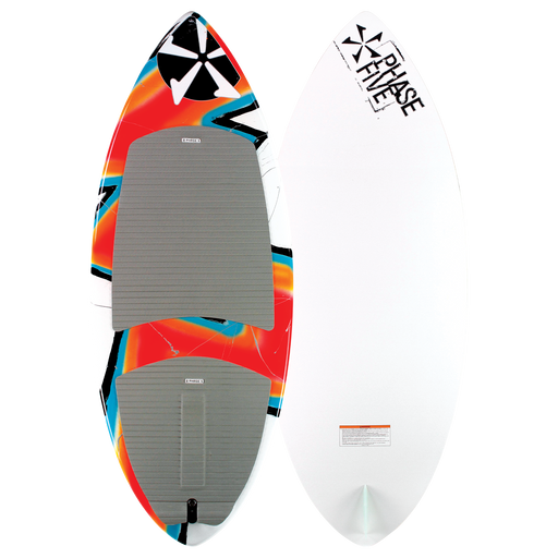 Phase Five Prop Wakesurf Board 2021 - 88 Gear