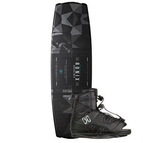 Ronix Vault Wakeboard Package with Divide Boots - 88 Gear
