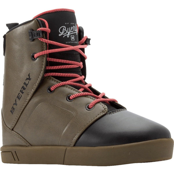 Byerly Haze Wakeboard Boots 2017
