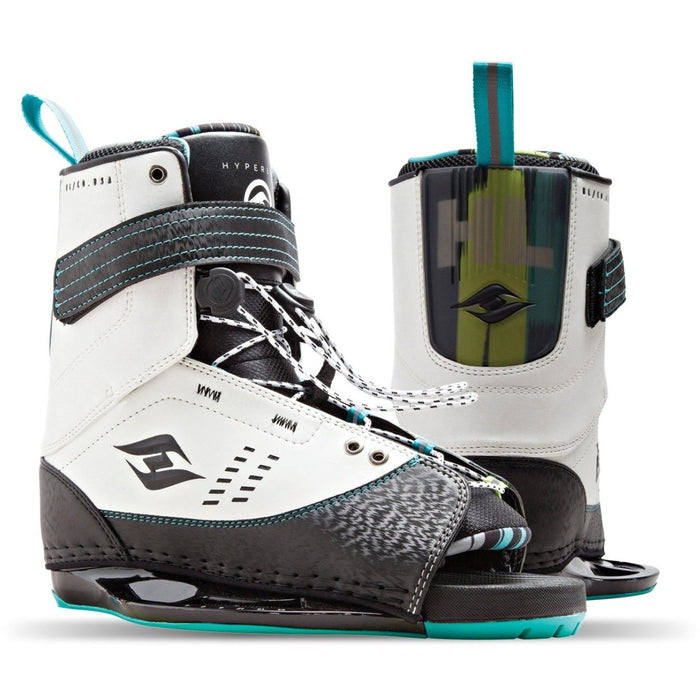 Wakeboard Boots - Hyperlite Focus Wakeboard Bindings - 2018