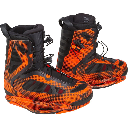 Wakeboard Boots - Ronix Parks Wakeboard Binding - 2017
