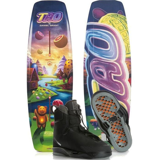Wakeboard Package - Liquid Force TAO Wakeboard Package 2018
