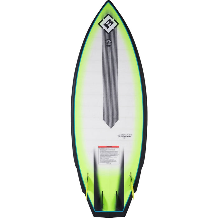 Byerly Misfit Wakesurf Board - 2018 - 88 Gear