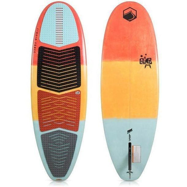 Liquid Force El Guapo Wakesurf Board 2018