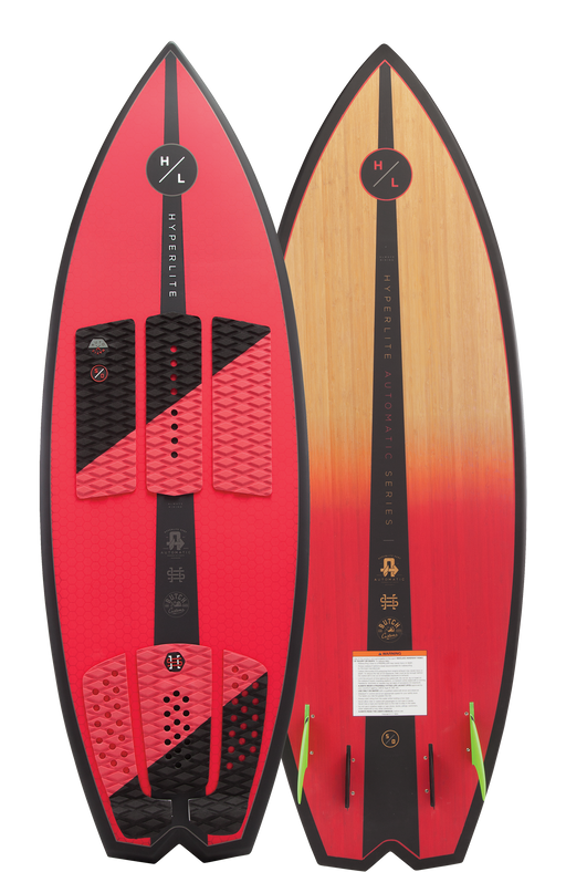 Hyperlite Automatic Wakesurf Board 2019