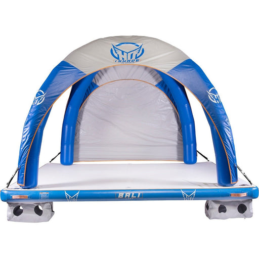 Water Mat - HO Sports IShade Inflatable Water Mat With Shade