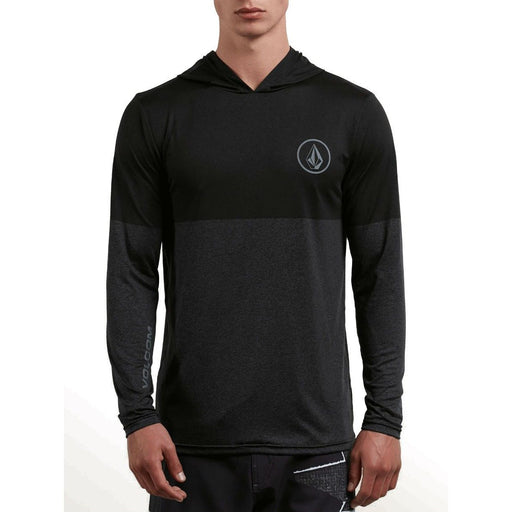 Volcom Lido Heather Block Long Sleeve Rashguard