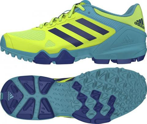 Adidas Adipower III Shoe Yellow – Just Field Hockey Ltd. b3f6e34b4