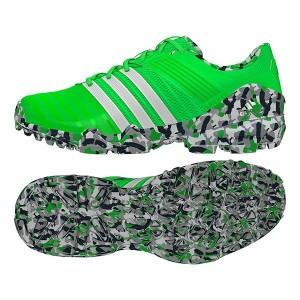 Adidas Adipower II Shoe - Solar Green