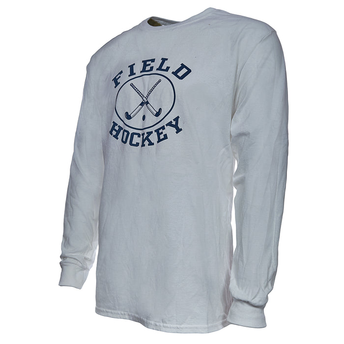 White Field Hockey Longsleeve