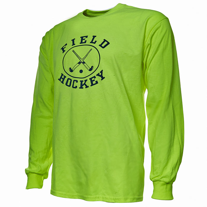 Yellow Field Hockey Longsleeve