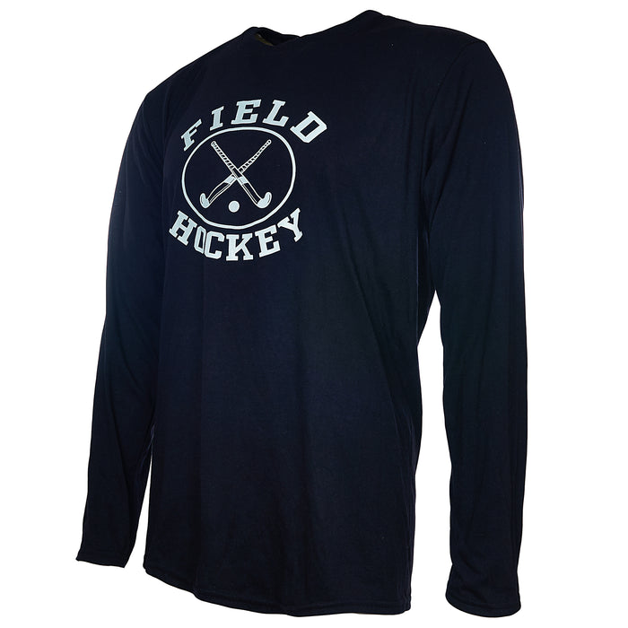 Navy Field Hockey Longsleeve
