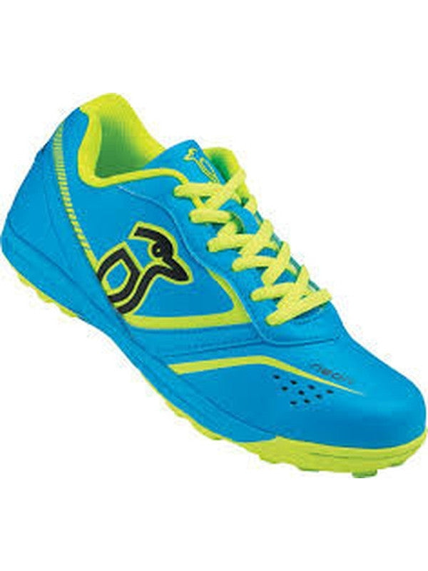 Kookaburra Neon Shoe Blue/Yellow
