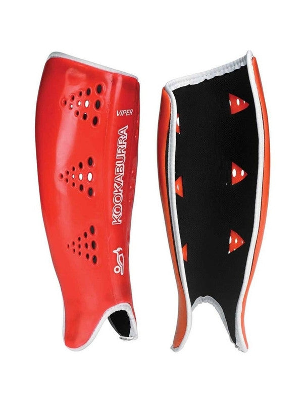 Kookaburra Viper Shinguard - Red