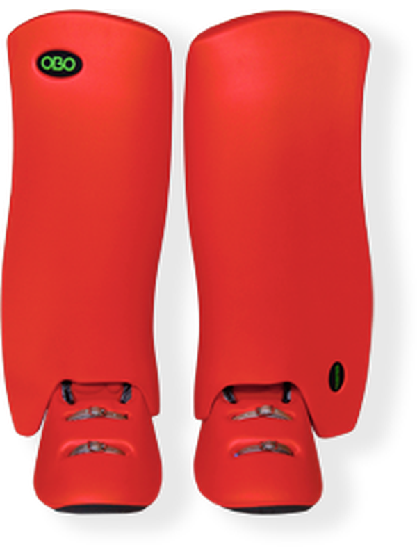 Robo Mini Legguards & Kickers set