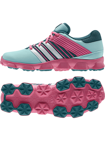 Adidas HockeyFlex Frost Mint Turf Shoes