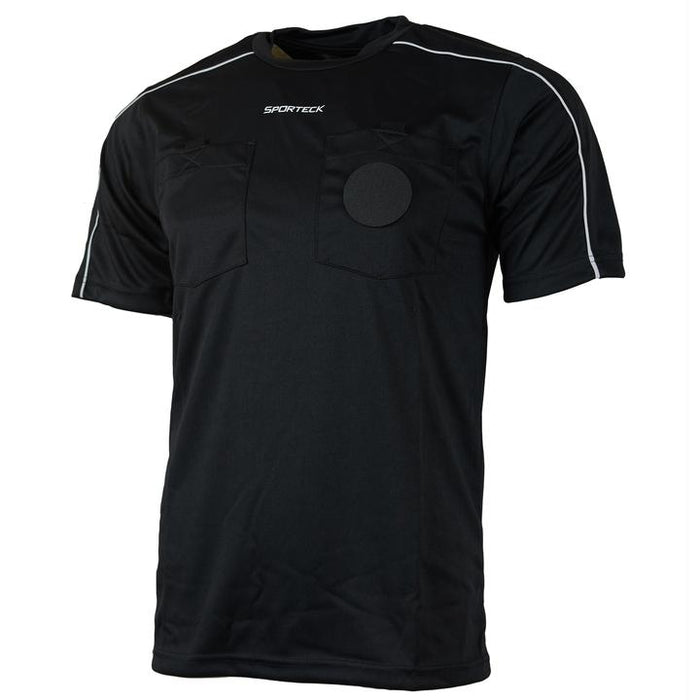 Referee Jersey - Black