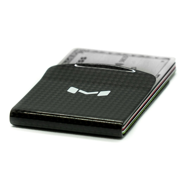 Carbon Fiber Card Clip - Large