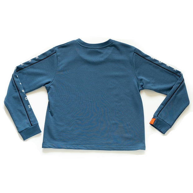 Blue Rad Women Sweatshirt