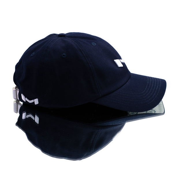 Blue Wheels Dad Hat