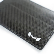Carbon - White M Card Holder