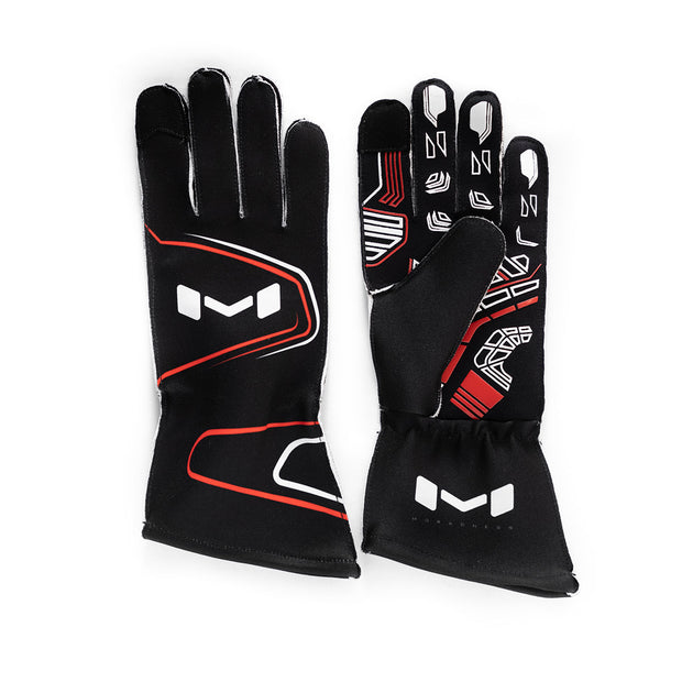 Karting / Sim Gloves (Black)