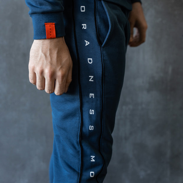 Blue Rad Sweatpants (Unisex)
