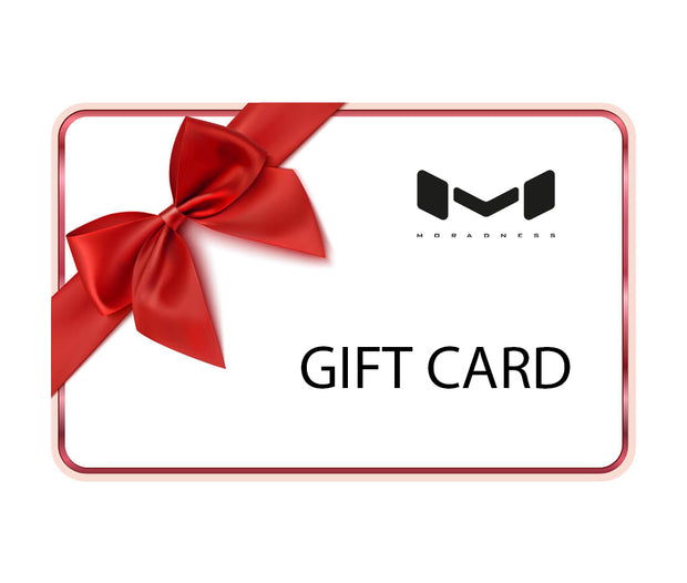 Moradness Gift Card