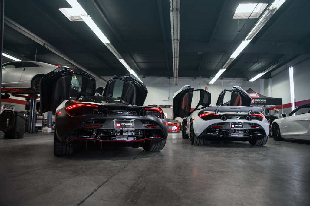 Our Mclaren 720s Development Boden Autohaus