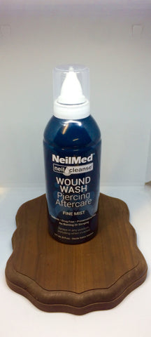 Neilmed Piercing aftercare spray (large)