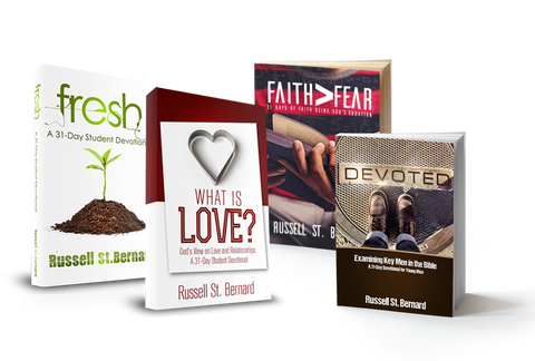 Discipleship Pack (select from two options)