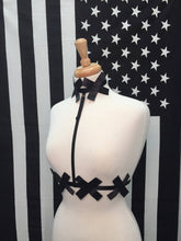 'Olivia' Harness/ Body Cage