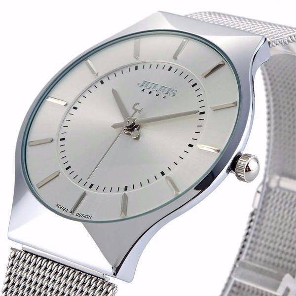 Copenhagen Steel Mesh Watch - Mens Watches - 98apparel