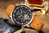 Automatic Heritage Special Edition - Rose Gold - Mens Watches - 98apparel